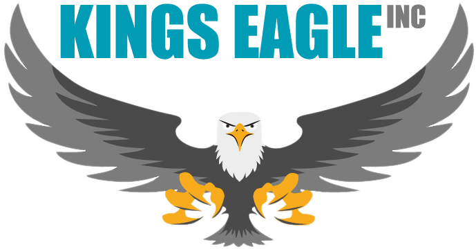 kings eagle inc logo